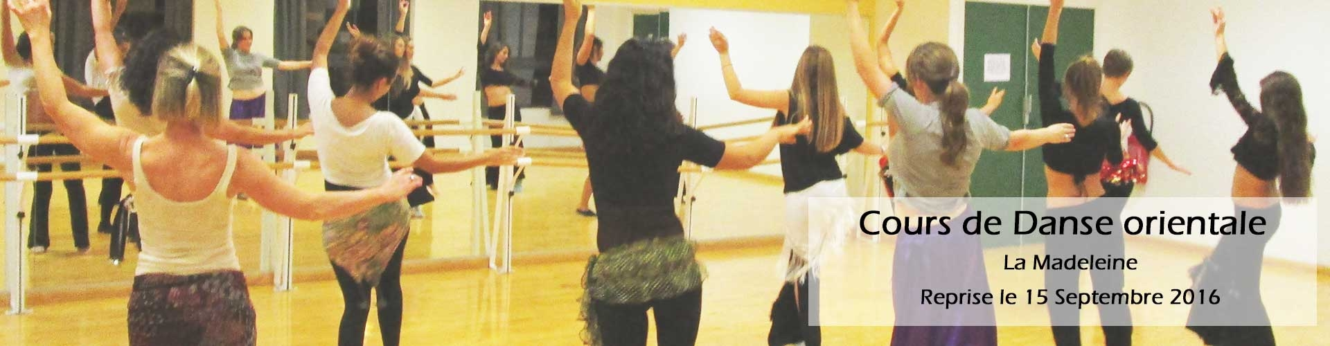 Cours danse orientale rajaa dussart